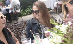 Sky arma almoço nos restaurantes do shopping Cidade Jardim