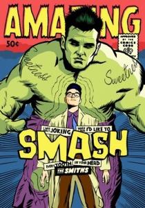 Artista brasileiro transforma roqueiros em super-heróis de quadrinhos