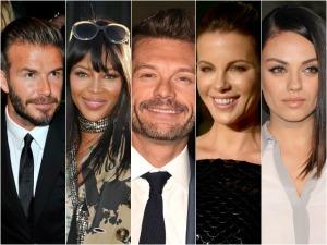 Clã Beckham, Mila Kunis, Naomi e mais: a festa da Burberry em LA