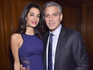 Amal e George Clooney entram para a lista dos mais ricos do Reino Unido