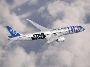Companhia aérea divulga projeto de avião inspirado em Star Wars