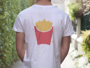 Fome de novidade? McDonald's e Colette criam coleção cápsula