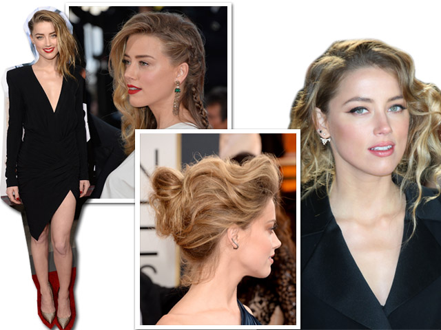 Amber Heard || Créditos: Getty Images