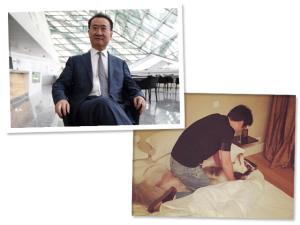 Filho do homem mais rico da China choca seguidores com foto polêmica