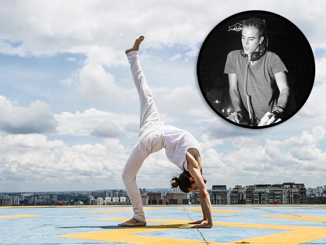 Yoga Scapes || Créditos: Divulgação
