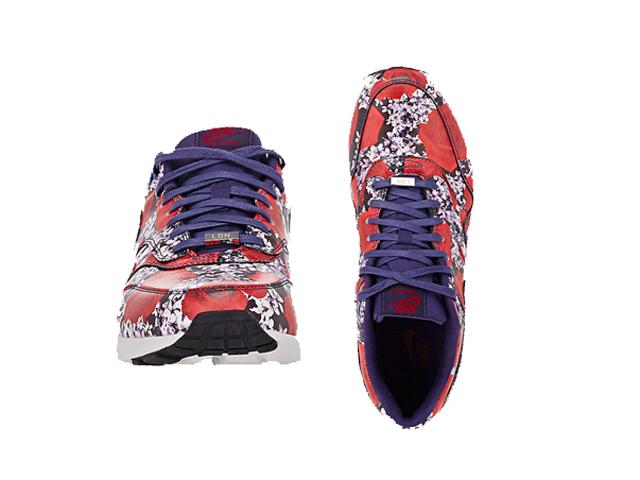 Desejo do Dia  malhação flower power com o tênis Nike Air Max ... 549b9297fd244