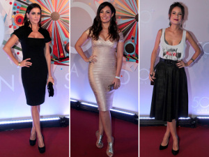 Globo comemora 50 anos e Glamurama mostra quem arrasou no red carpet