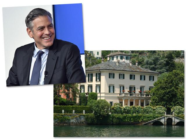 George Clooney não quer ser incomodado || Créditos: Getty Images / Divulgação