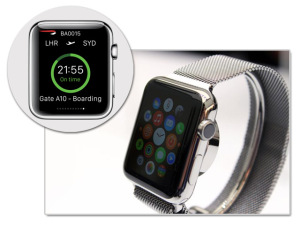 British Airways lança aplicativo para Apple Watch. Vem saber!