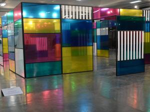 Obra gigante da galeria Nara Roesler é arrematada no preview da SP-Arte