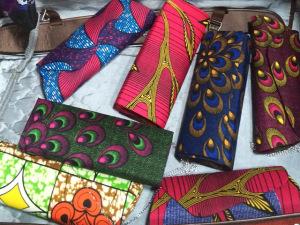 Desejo do Dia: o grafismo colorido dos tecidos em Johannesburgo