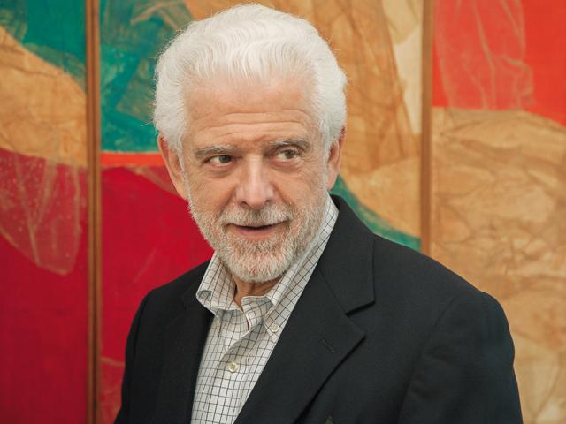 O psiquiatra Flávio Gikovate||Créditos: Henk Nieman
