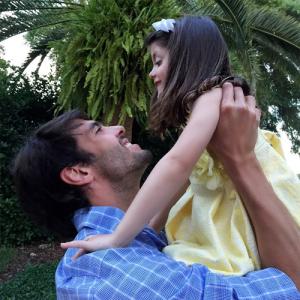 Kaká e Carol Celico armam festa pelos quatro anos de Isabella