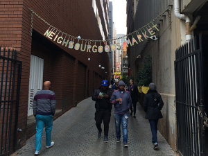 Glamurama apresenta o Neighbourgood's Market em Johannesburgo