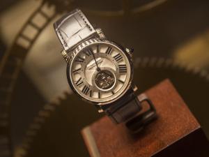 Frattina arma encontro animado para apresentar nova coleção da Cartier