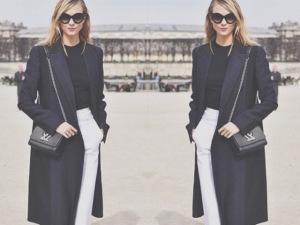 O estilo casual-chic da top Karlie Kloss é uma aula de charme