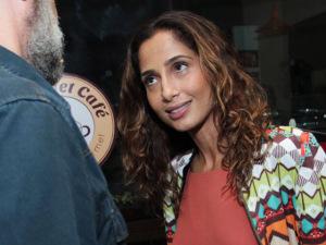 Camila Pitanga fala de boicote à novela e muito mais, aqui!