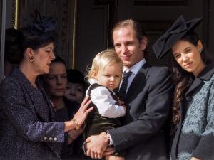 Nasceu a filha de Tatiana Santo Domingo e Andrea Casiraghi
