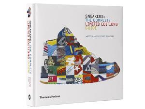 Livro e aplicativo prometem catalogar sneakers raros e do tipo quero já!