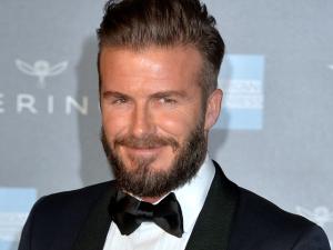 Beckham chega aos 40 entre erros e acertos no penteado