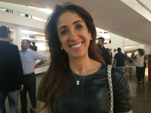 Beatriz Yunes Guarita entrega suas escolhas da SP-Arte