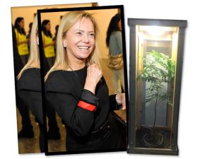 Cleusa Garfinkel: doações e presente que deu a si mesma na SP-Arte
