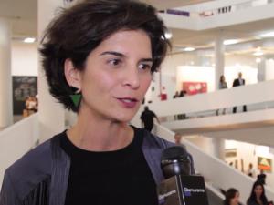 Glamurama dá um giro pela SP-Arte com Fernanda Feitosa e grava tudo. Play!