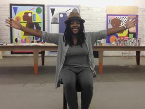 Queridinha do NYT, artista Nina Chanel Abney conversa com Glamurama