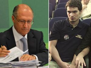 Geraldo Alckmin adquire novo hábito depois da morte de Thomaz