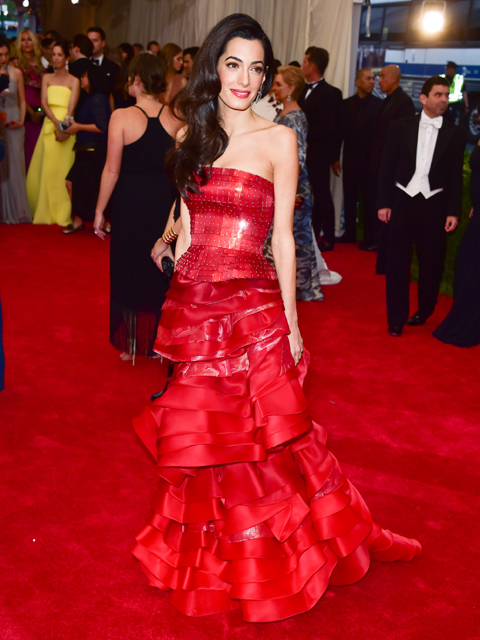 Amal Clooney|| Crédito: Getty Images