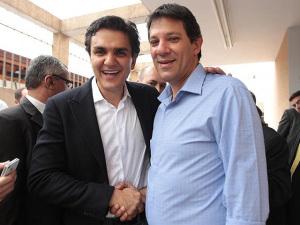 PT faz planos caso Haddad decida não disputar a reeleição