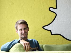 Bilionário mais jovem do mundo, do Snapchat, negocia novo aporte