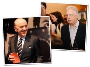 PSDB paulistano tenta ignorar FHC e José Serra. Aos fatos