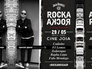 Queridinha no Rio, festa Rocka Rocka vai agitar SP pela primeira vez
