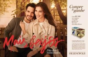 Pátio Higienópolis arma campanha especial para os namorados
