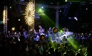 Noite quente na edição Arena Simpatia do Samba de Santa Clara