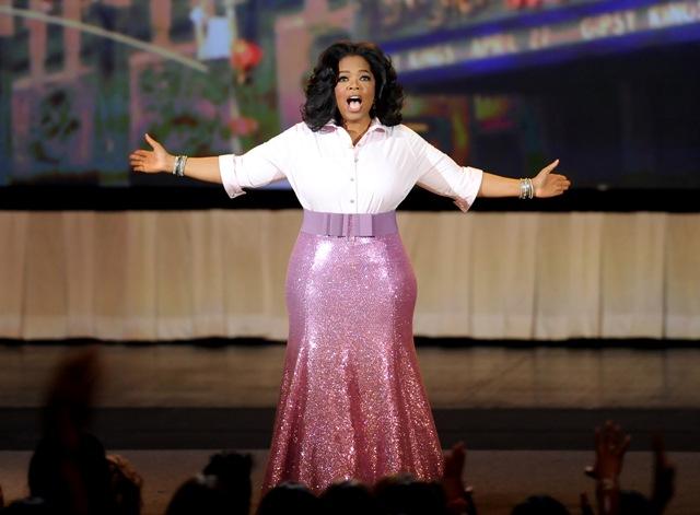 Oprah Winfrey: mais uma vez no topo da lista || Créditos: Getty Images