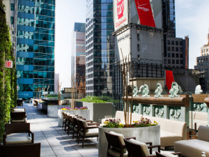 Fashionistas e tubarões de Wall Street têm novo hotspot em NY