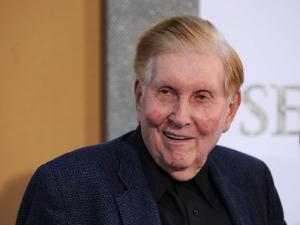 Aos 91, bilionário Sumner Redstone não quer parar de trabalhar