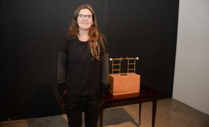 Thelma Vilas Boas mostra sua arte em exposição na Galeria Mezanino