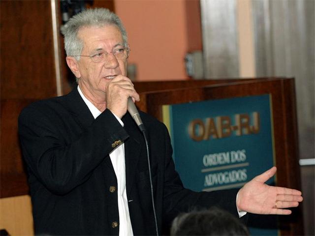 O ex-todo poderoso da comunicação da Petrobras, Wilson Santarosa.    Créditos: Agência Brasil.