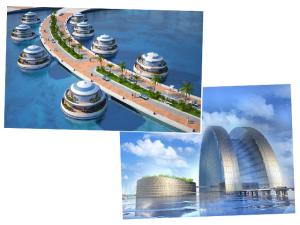 Uau! Dois hotéis de luxo serão erguidos para a Copa de 2022