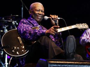 Triste notícia: B.B. King, o rei do blues, morre aos 89 anos