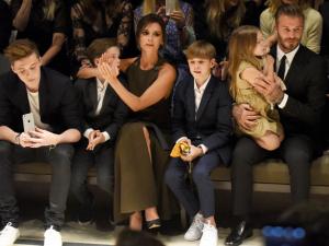 Família Beckham dita tendência na Inglaterra: playgrounds de luxo