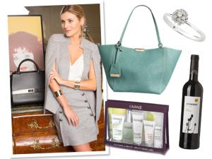 Glamurama entrega roteiro de lojas para presente perfeito de Dia das Mães