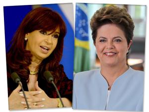 Sabe o que Dilma e Cristina Kirchner têm em comum? A gente conta