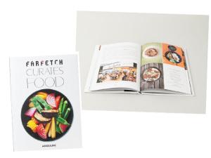 """Sky arma jantar para comemorar o lançamento do livro """"Farfetch Curates"""""""