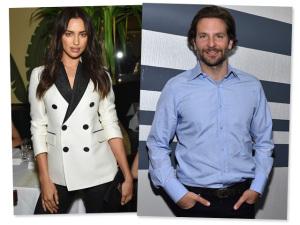 Irina Shayk e Bradley Cooper flagrados em passeio romântico por NY