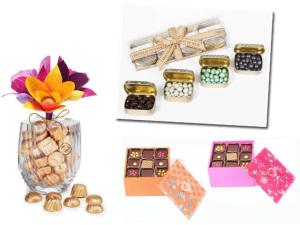 Para adoçar o Dia das Mães, pérolas da Chocolat du Jour do Cidade Jardim