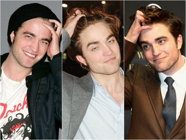Robert Pattinson: nervoso, mas charmoso || Créditos: Getty Images